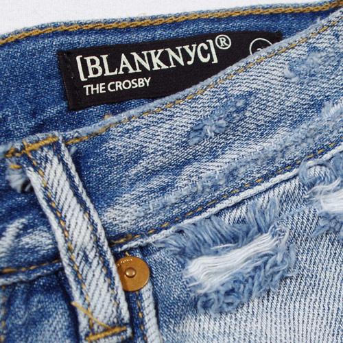 BLANK NYC(ブランクニューヨークシティー) THE CROSBY STRAIGHT LEG Empty Threat ストレートデニム