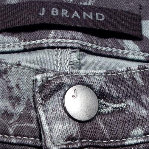 J Brand (ジェイブランド・ジェーブランド) MARIA PHOTO READY HIGH RISE SKINNY Dakota Strix ハイライズスキニー