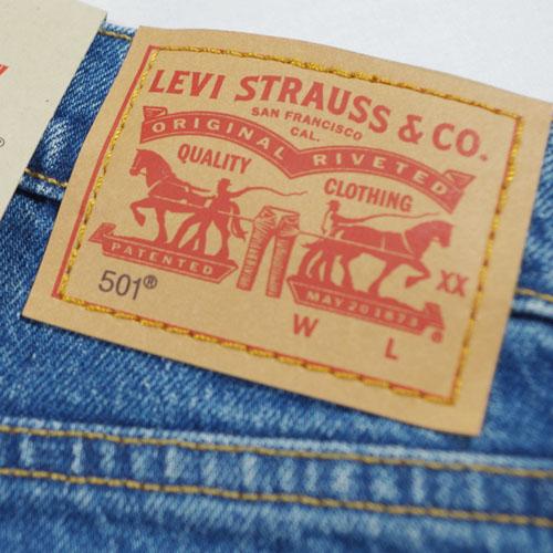 Levi's (リーバイス) 501 HIGH RISE SKINNY LEG Jive Tribe