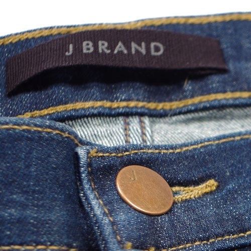 J Brand (ジェイブランド・ジェーブランド)835 MID RISE CROP SKINNY Eco Sublime