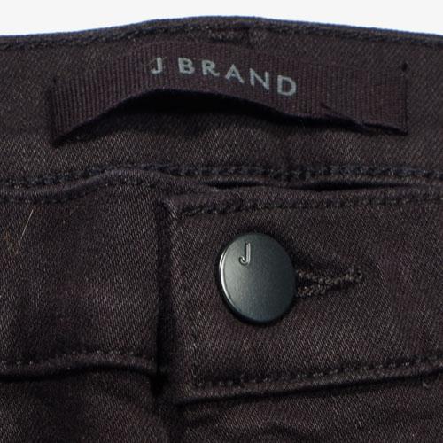 J Brand (ジェイブランド・ジェーブランド)MARIA HIGH RISE SKINNY Eco Seriously Black スキニーデニム