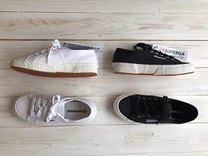 <SUPERGA>Canvas Sneakers