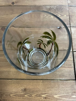 <palm green cup>PlasticCap L