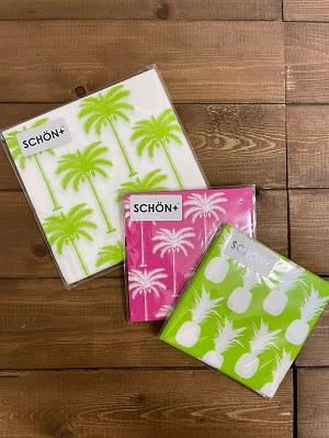 <SCHON>PineapplePaperNapkin