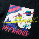 OFFSHORE オフショア SPACE SURFER L/S TEE