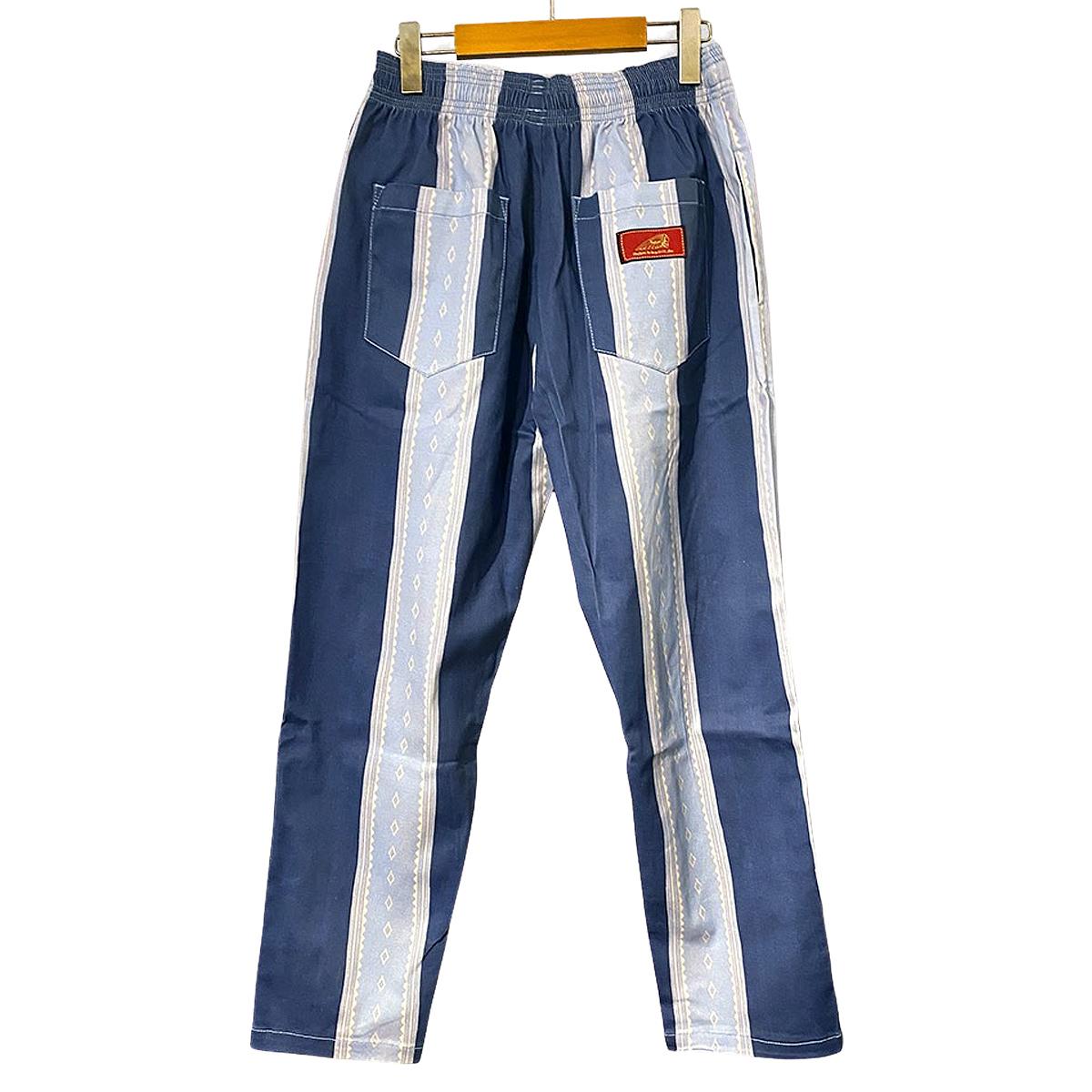 Indian インディアン Garage Pants ナバホストライプ