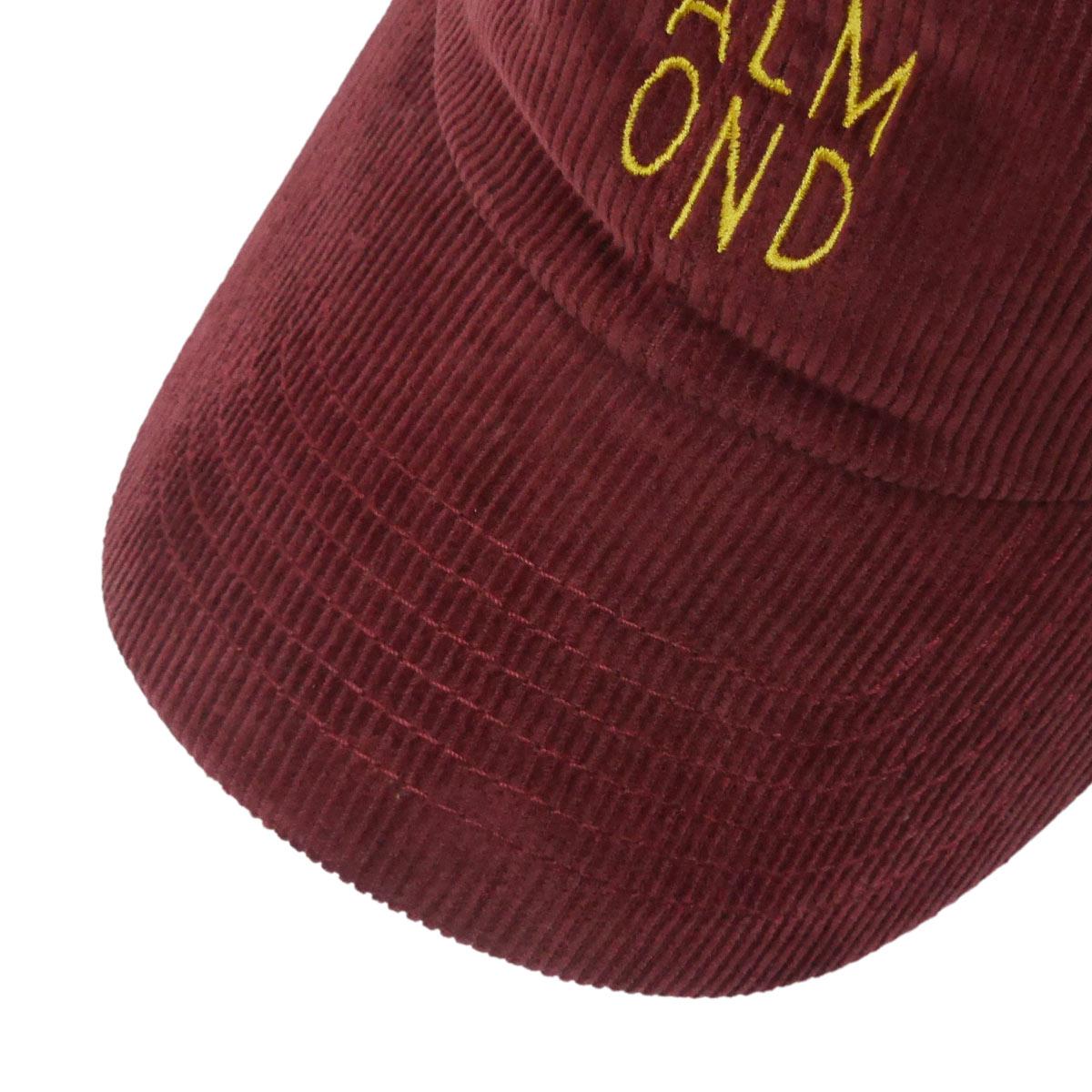 Almond Surf アーモンドサーフボードデザイン ALMOND CORDUROY CAP