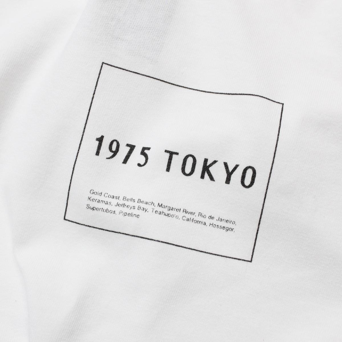 【30%OFF】1975 TOKYO 1975トーキョー POINT L/S T-SHIRT