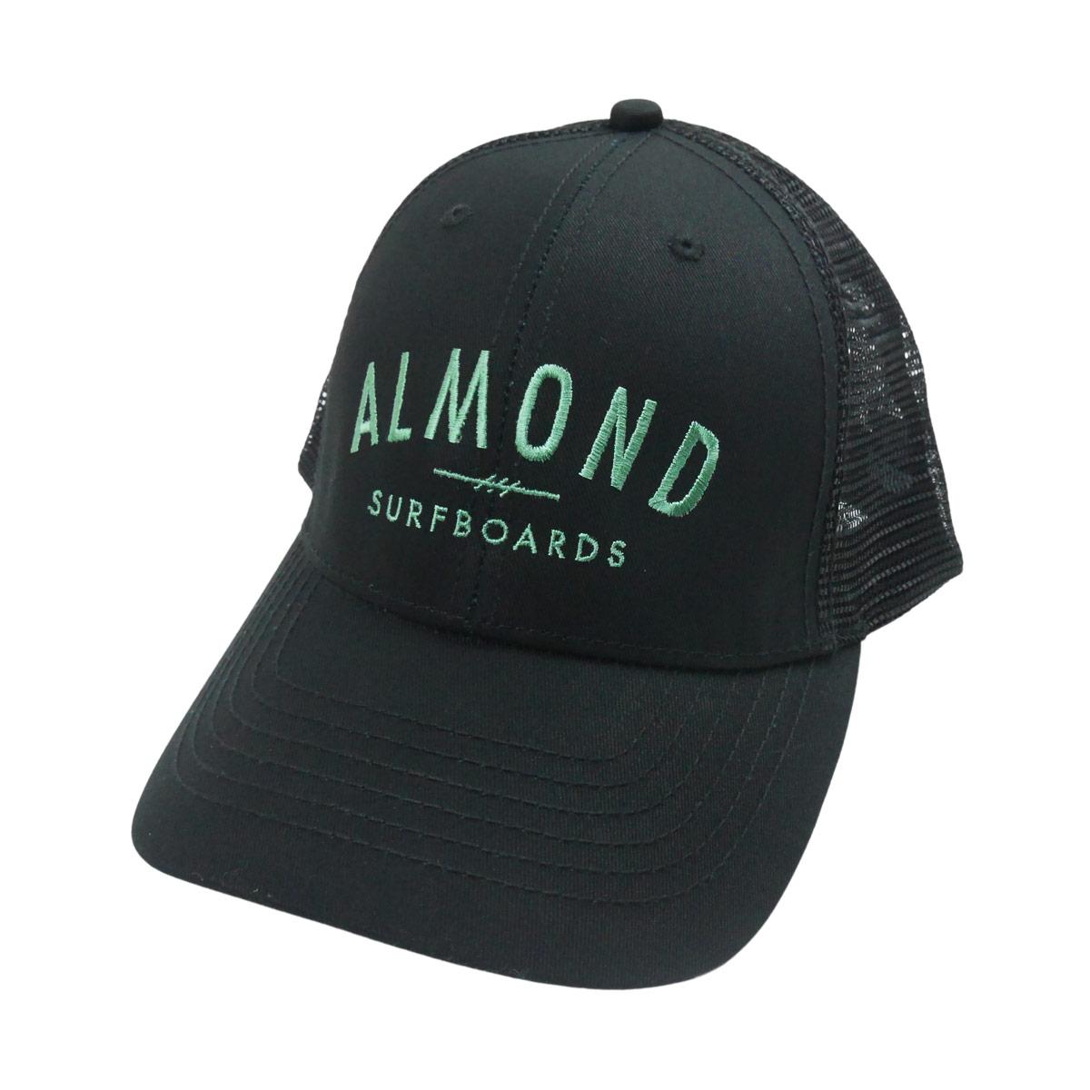 Almond Surf アーモンドサーフボードデザイン FINESURFING CAP