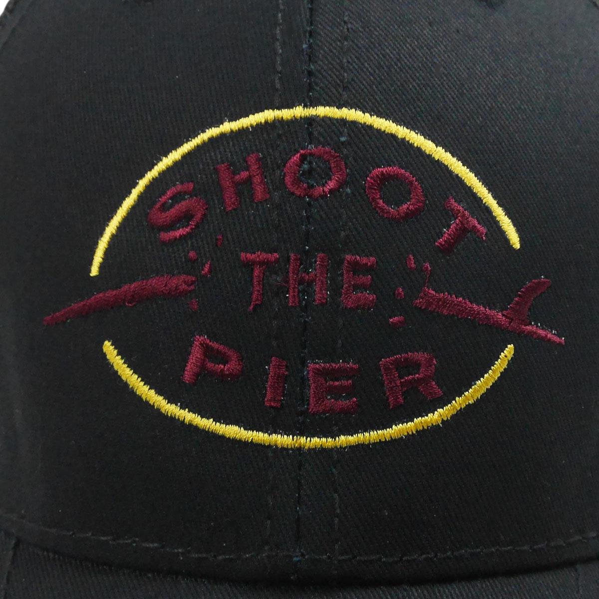 Almond Surf アーモンドサーフボードデザイン SHOOT PIER CAP