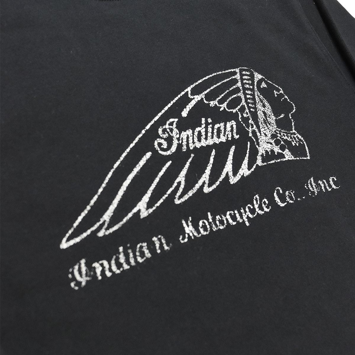 Indian インディアン ベーシック ヘッドマークスウェット