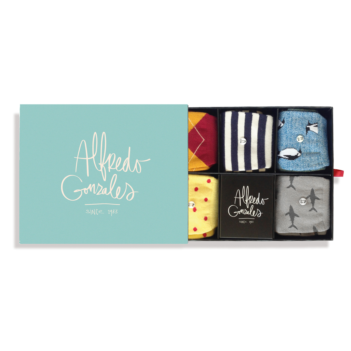 Alfredo Gonzales アルフレッド・ゴンザレス A.G.Good Life Box