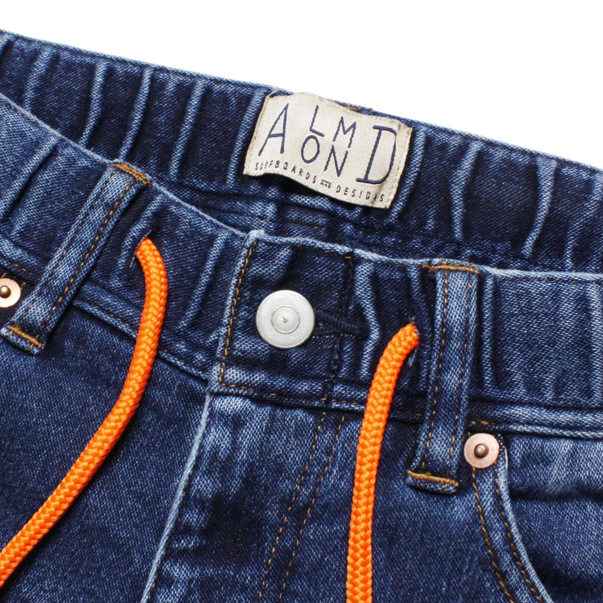 Almond Surf アーモンドサーフボードデザイン ALMOND BASIC JOG PANTS