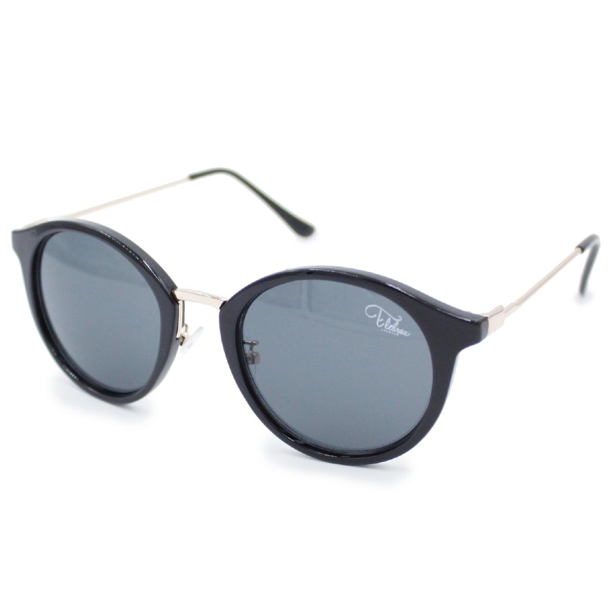 ELEBROU eyewear エレブロ QUEENS Black