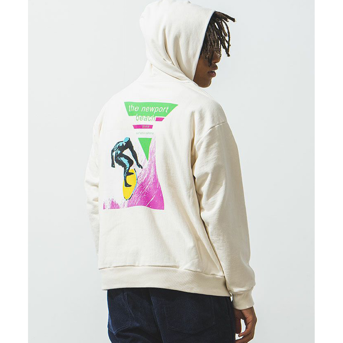 OFFSHORE オフショア 90's ARCHIVE GRAPHIC HOODIE