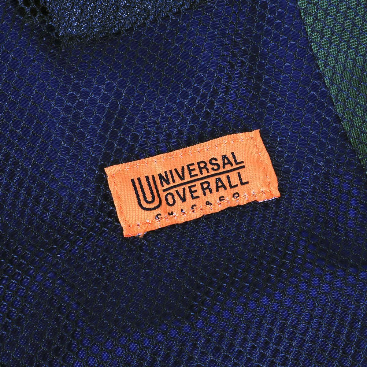 UNIVERSAL OVERALL ユニバーサルオーバーオール 3WAYリバーシブルサック