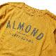 Almond Surf アーモンドサーフボードデザイン FINESURFING L/S TEE