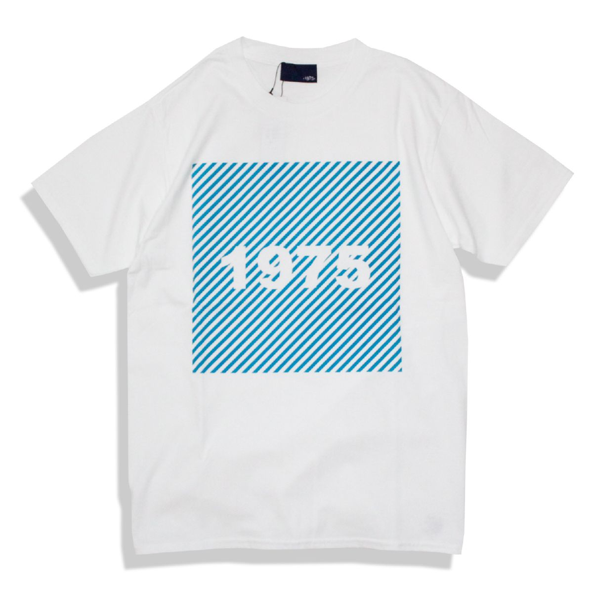 【50%OFF】1975 TOKYO 1975トーキョー SLANT STRIPE Tee