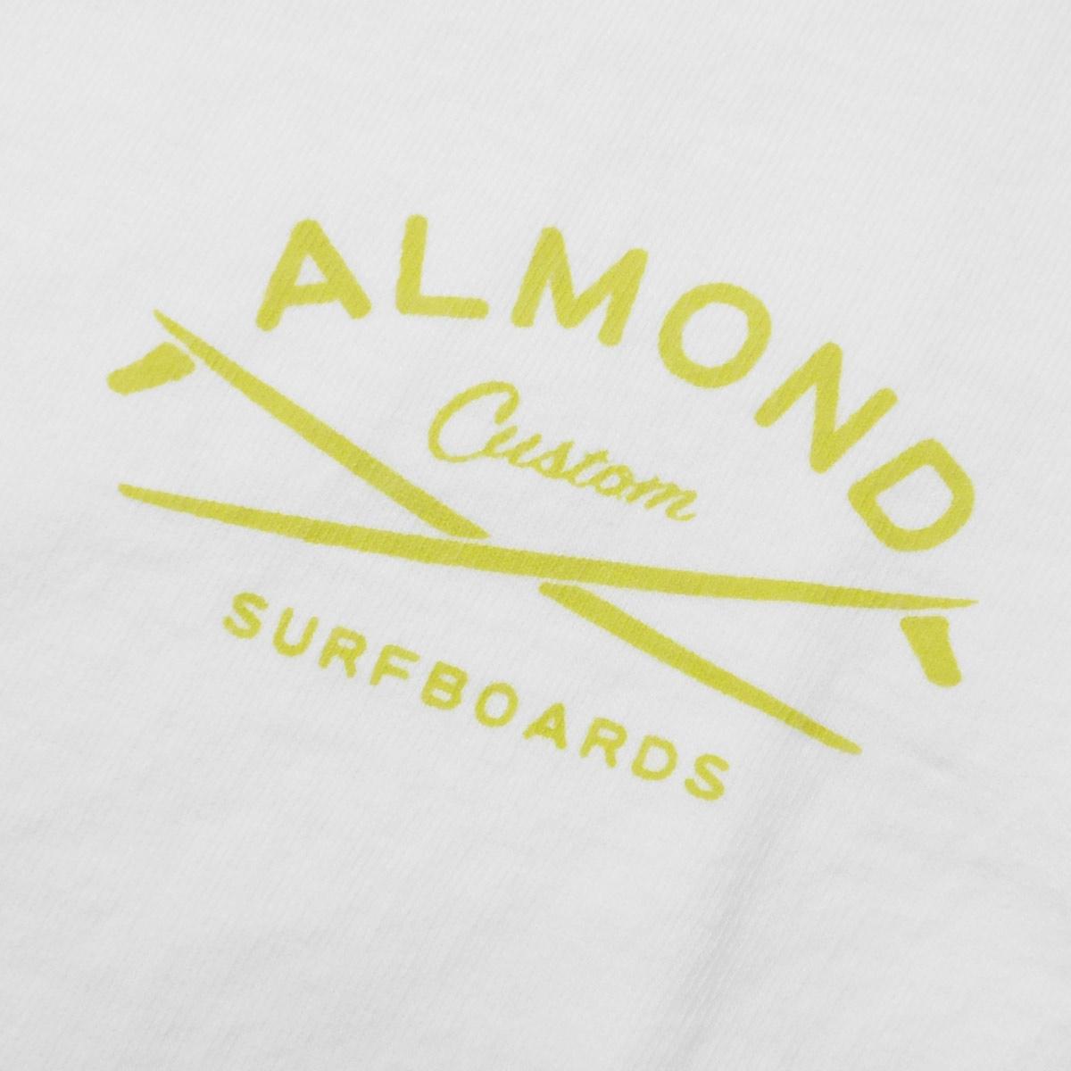 Almond Surf アーモンドサーフボードデザイン CUCTUS S/S TEE