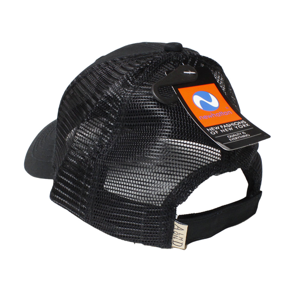 Almond Surf アーモンドサーフボードデザイン DECADES TRUCKER MESH CAP