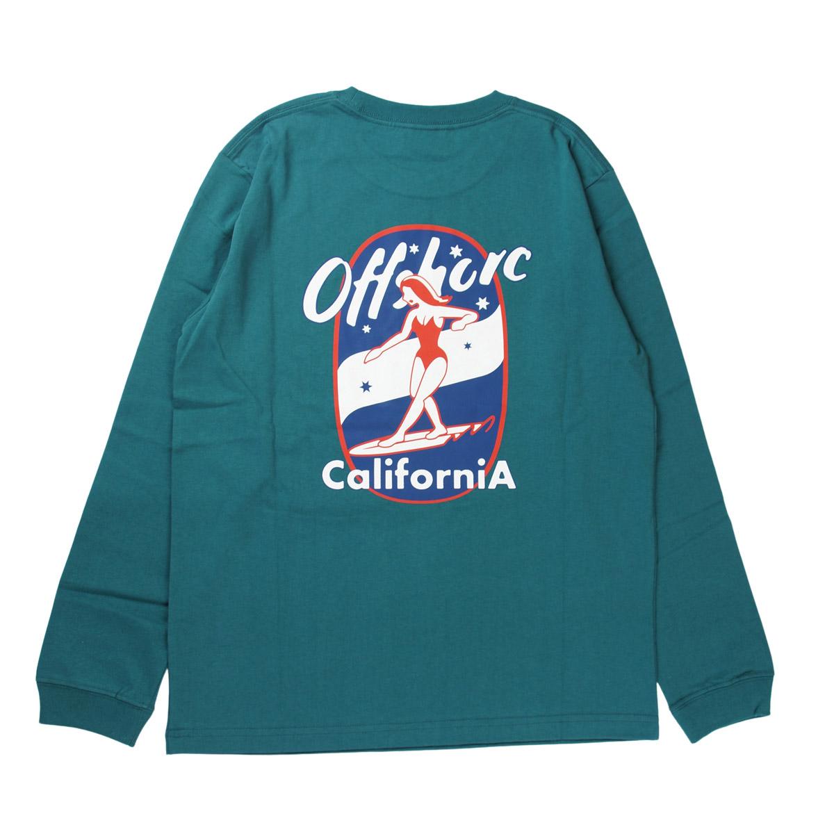OFFSHORE オフショア SURFGIRL CALIFORNIA L/S