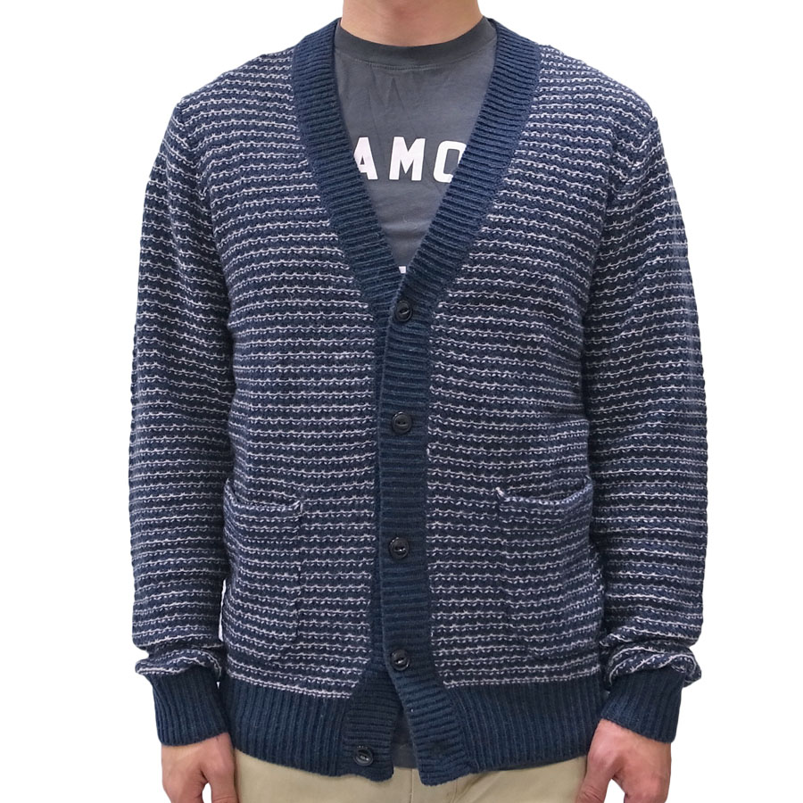 ALTAMONT オルタモント COURIER CARDIGAN