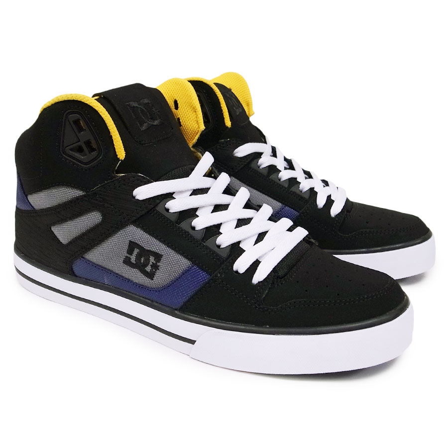 DC Shoes ディーシーシューズ SPARTAN HIGH WC