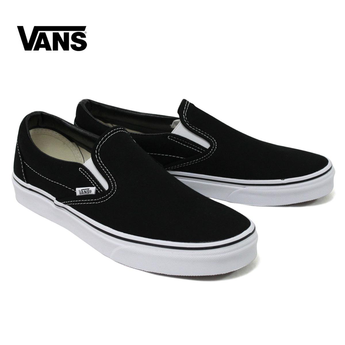 VANS バンズ Classic Slip On