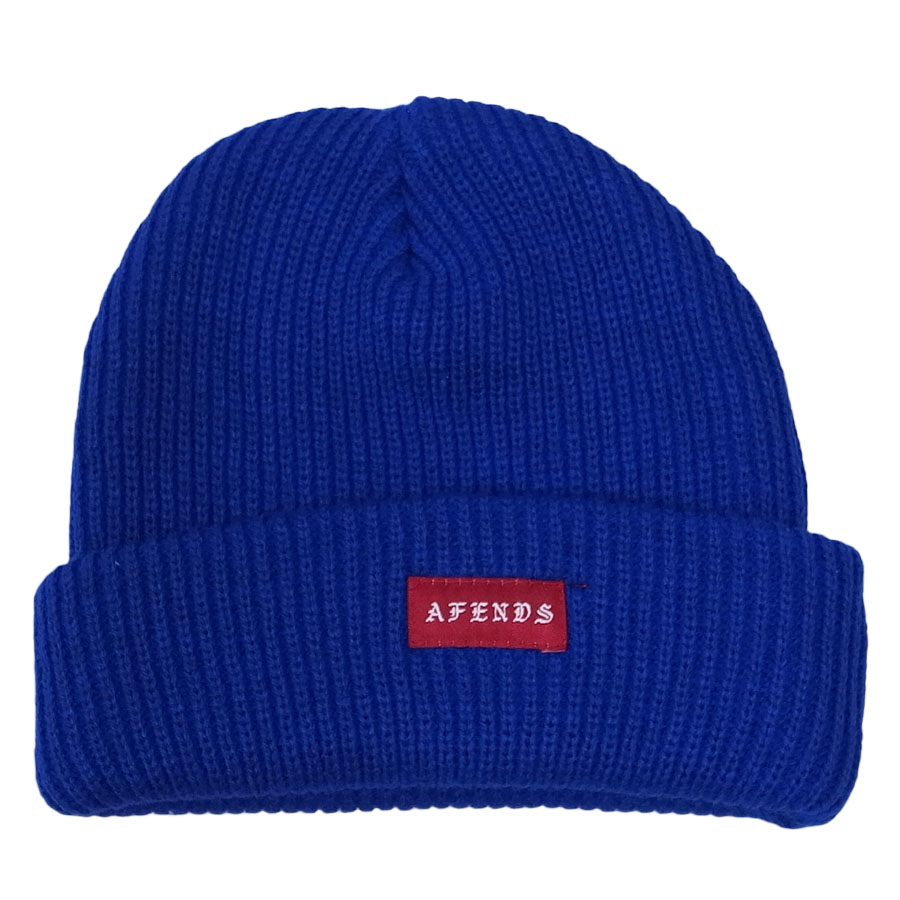 AFENDS アフェンズ CORE BEANIE