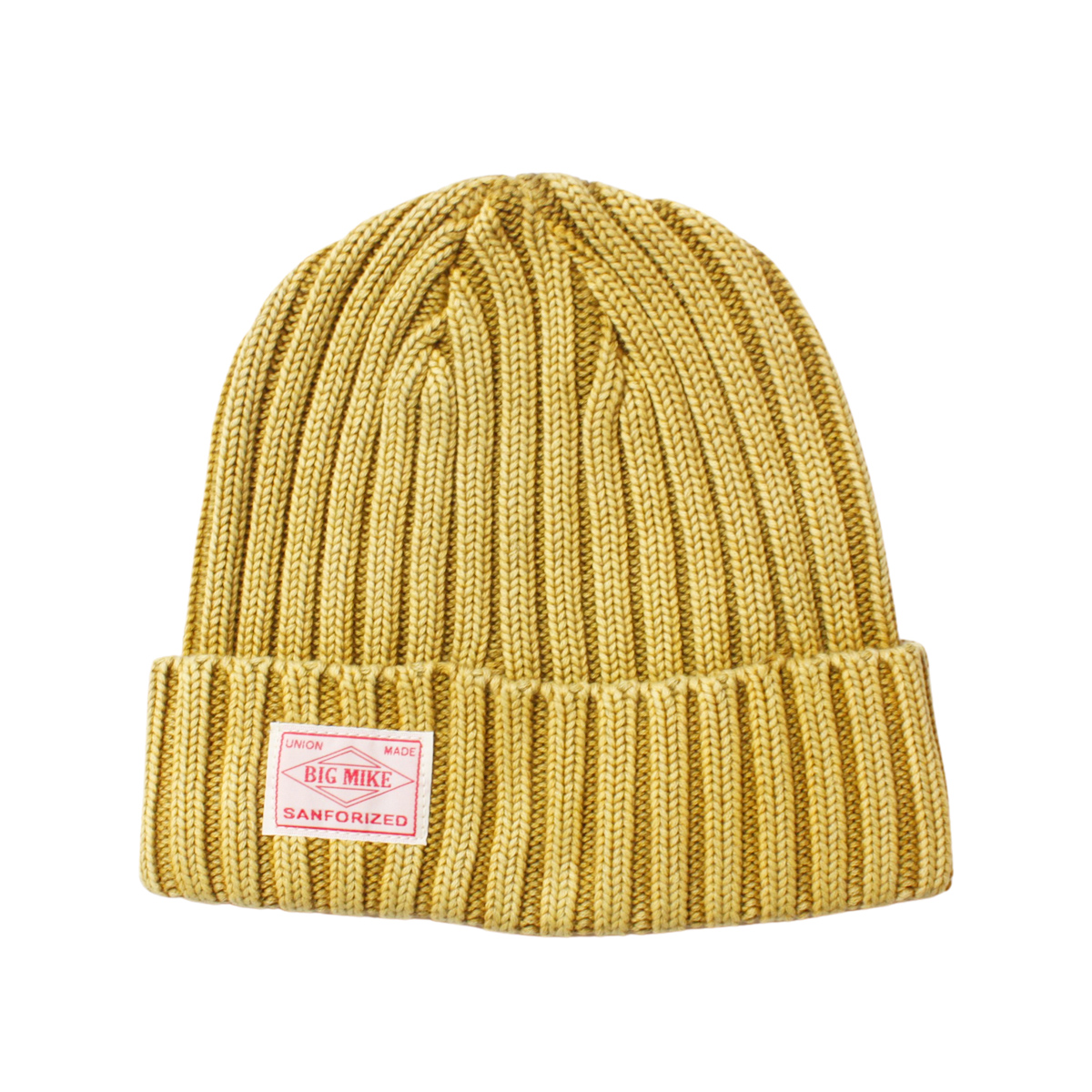BIG MIKE ビッグマイク KNIT CAP