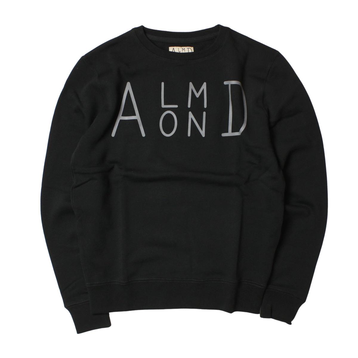 Almond Surf アーモンドサーフボードデザイン SIDESTACK LOGO