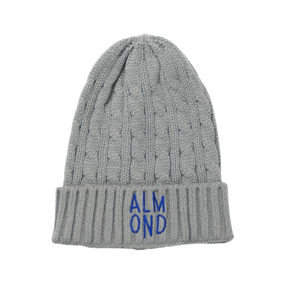 Almond Surf アーモンドサーフボードデザイン KNIT WATCH CAP
