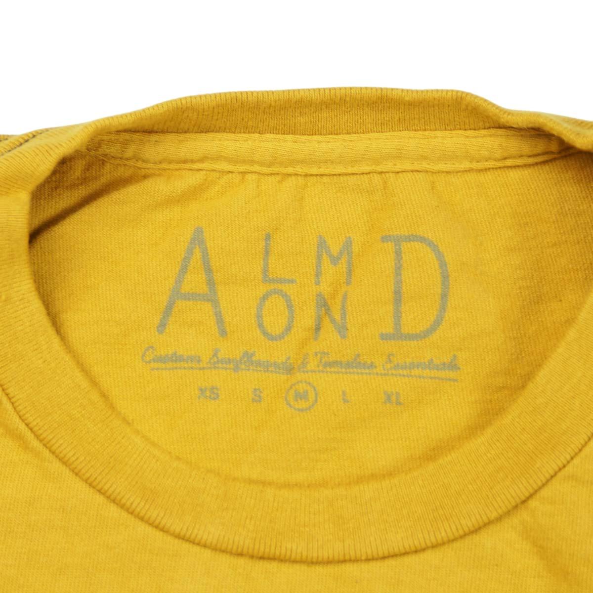 Almond Surf アーモンドサーフボードデザイン ESSENTIALS PK TEE