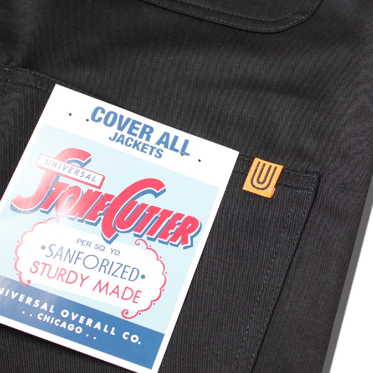 UNIVERSAL OVERALL ユニバーサルオーバーオール COVERALL JACKET