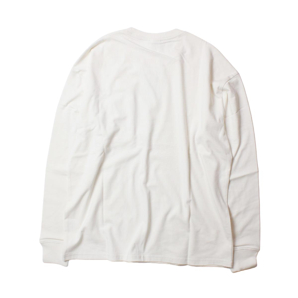 Fruit of the Loom フルーツオブザルーム FTL 米綿 ポケット付き L/S Tシャツ