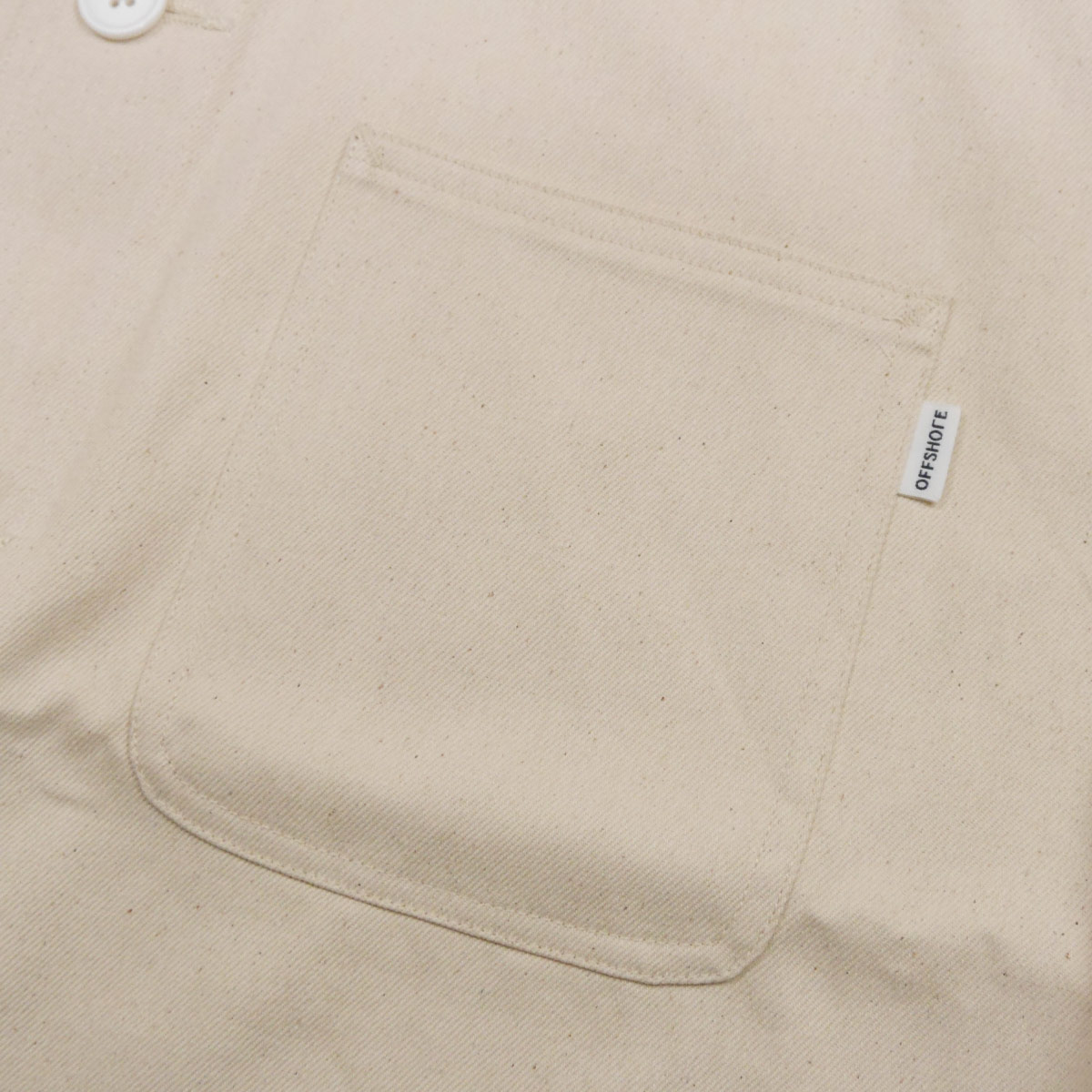 OFFSHORE オフショア TWILL COVERALL