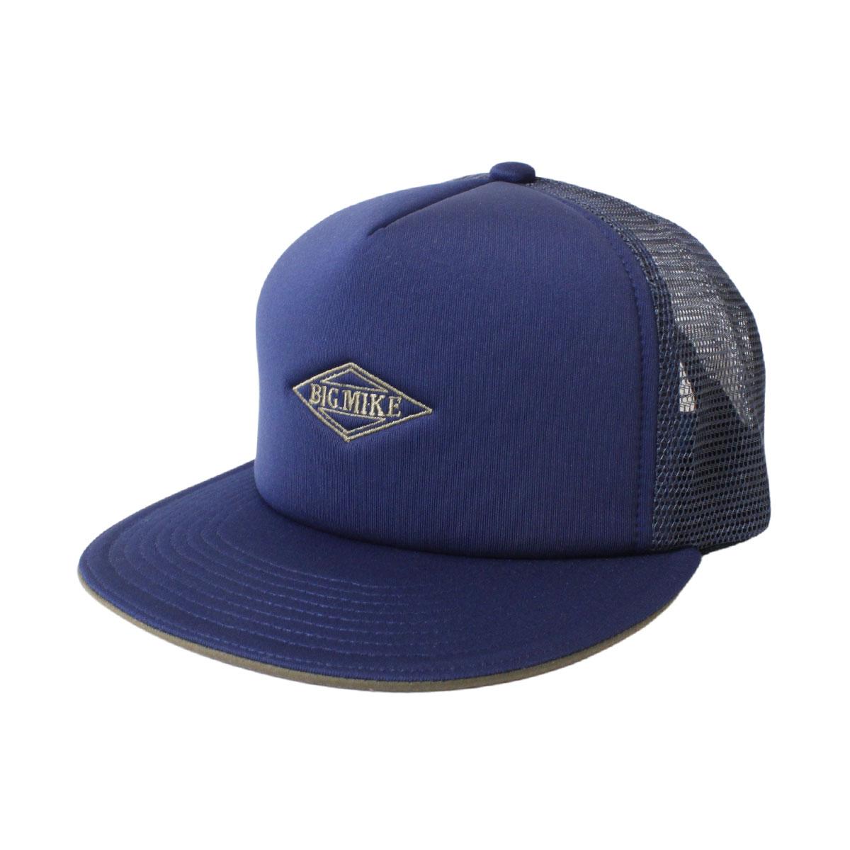 BIG MIKE ビッグマイク MESH CAP