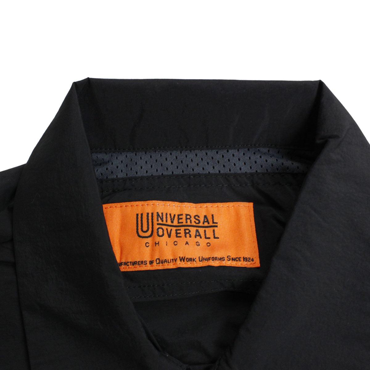 UNIVERSAL OVERALL ユニバーサルオーバーオール PACKABLE SHIRT