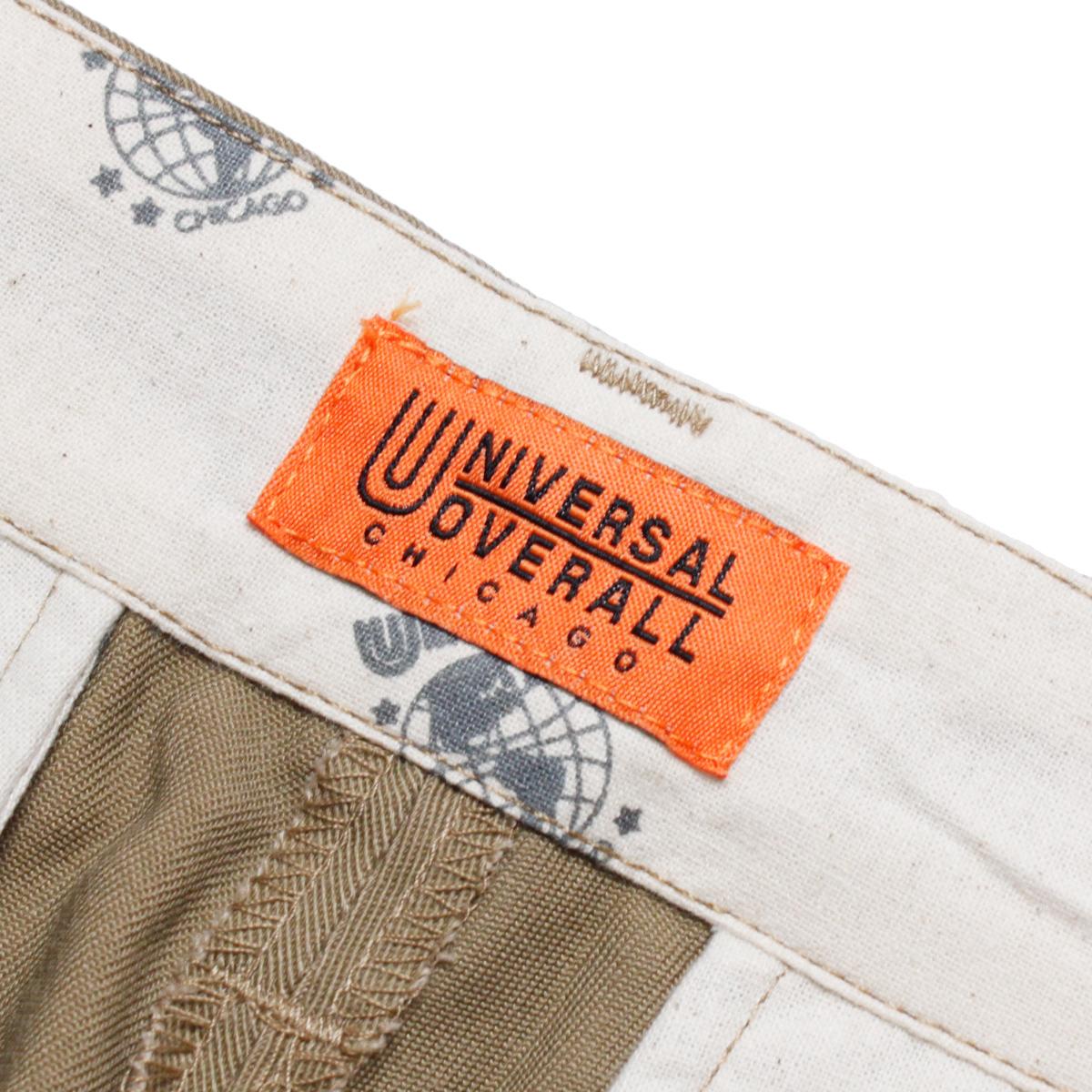 UNIVERSAL OVERALL ユニバーサルオーバーオール OFFICER PANTS