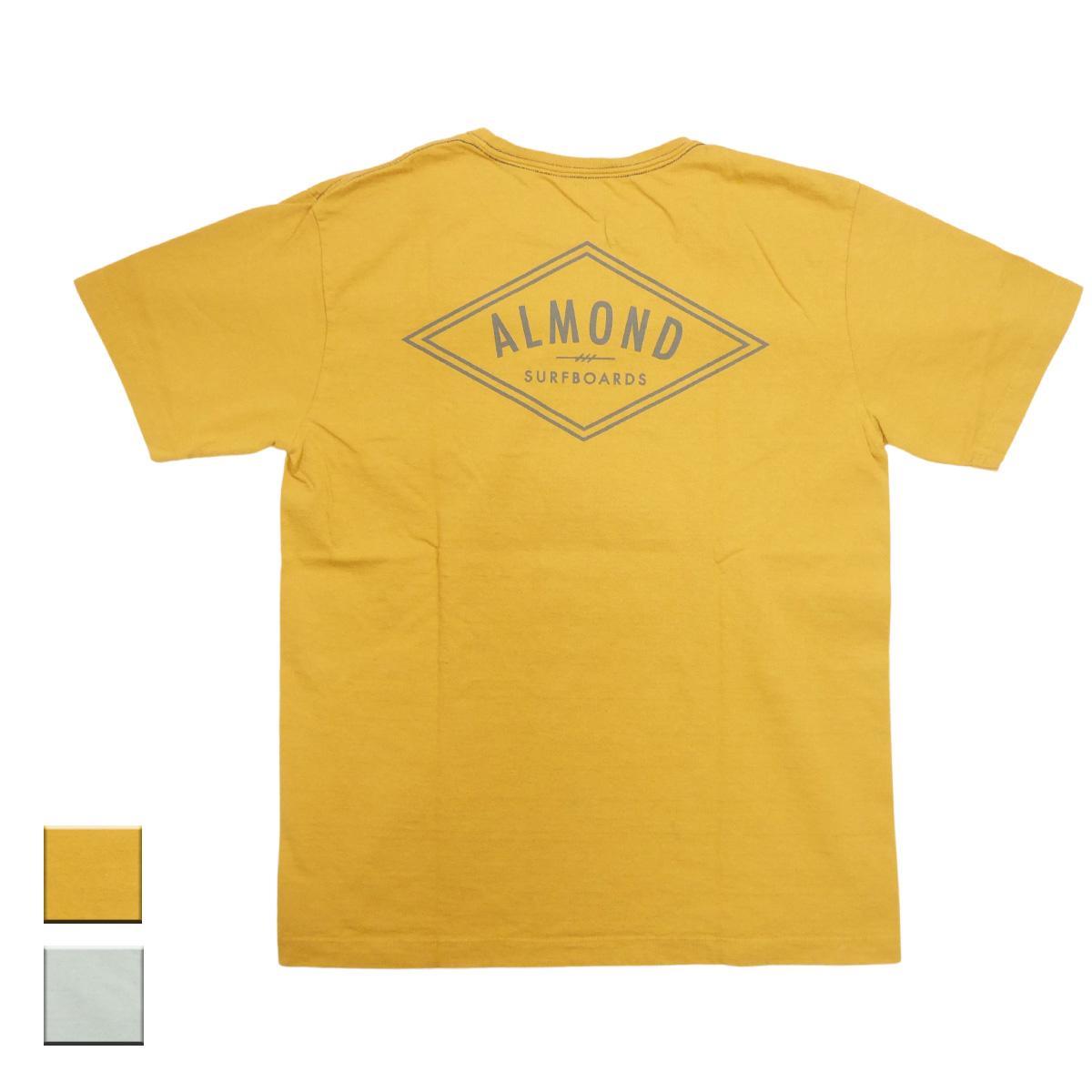 Almond Surf アーモンドサーフボードデザイン DECADES