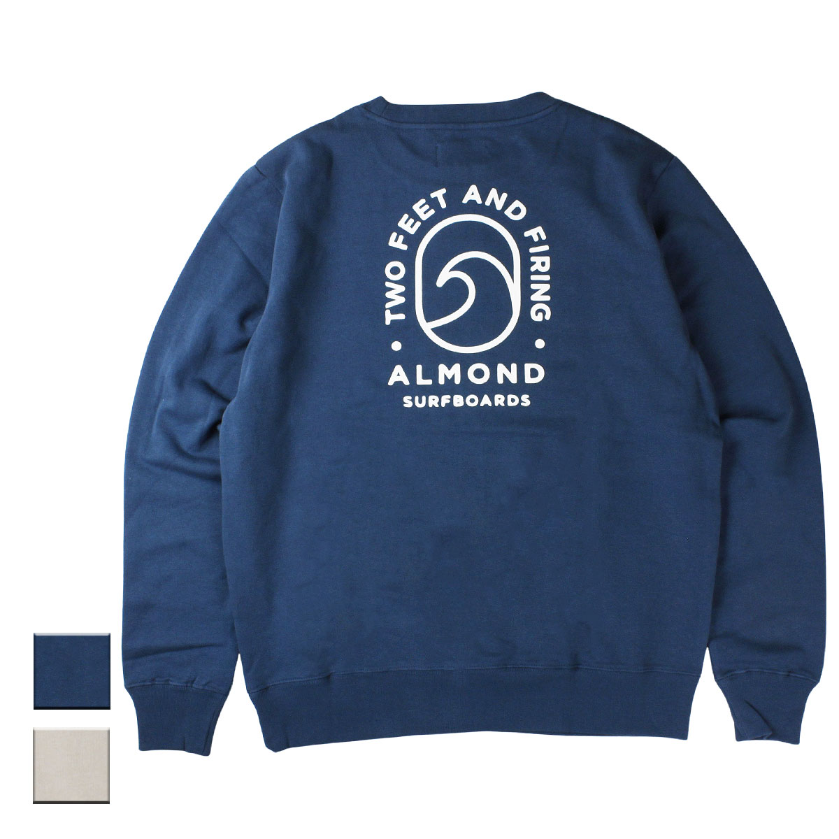 Almond Surf アーモンドサーフボードデザイン TWO FEET AND FIRRING