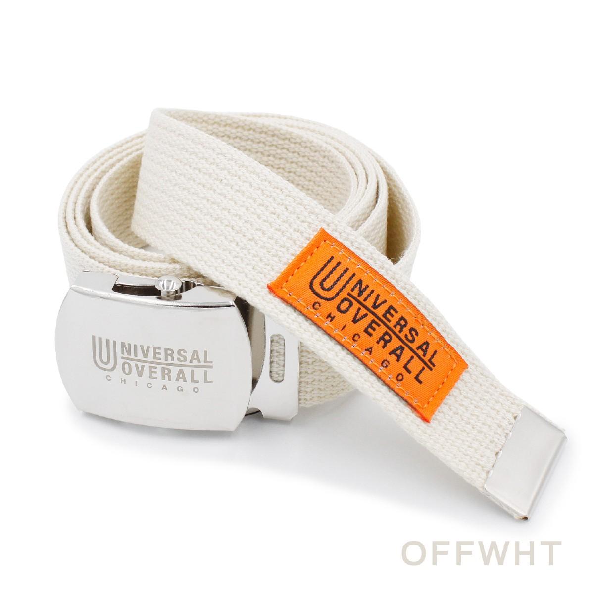 UNIVERSAL OVERALL ユニバーサルオーバーオール 30-GI AcrylicTapeBelt
