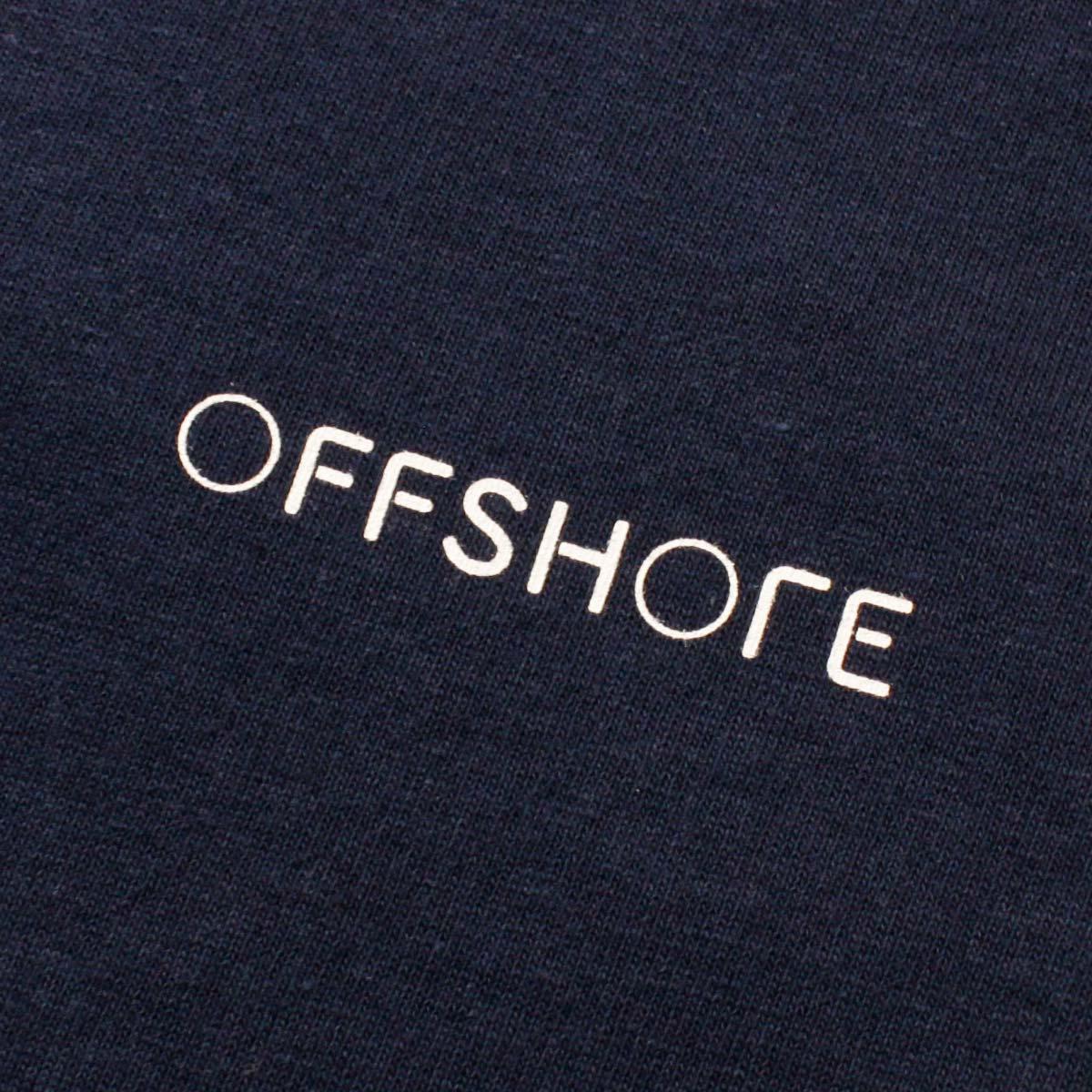 OFFSHORE オフショア OF × U-SKE PHOTO TEE