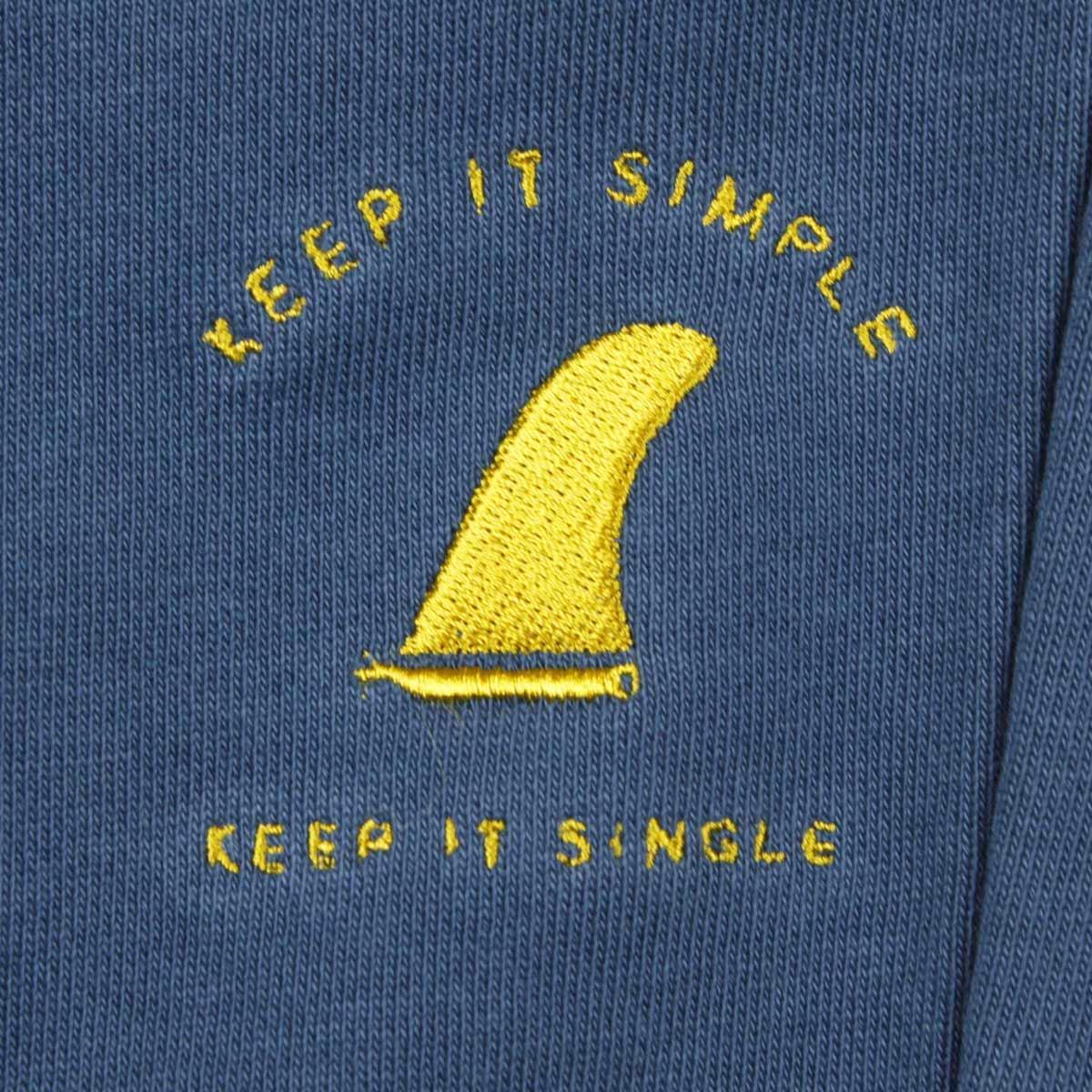 Almond Surf アーモンドサーフボードデザイン KEEP IT SIMPLE