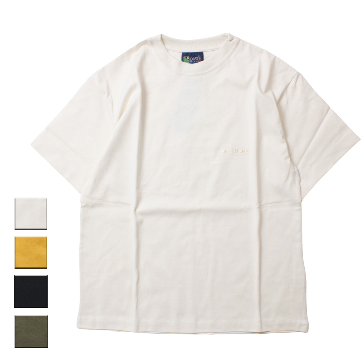 OFFSHORE オフショア DST PATO NUMBERING TEE