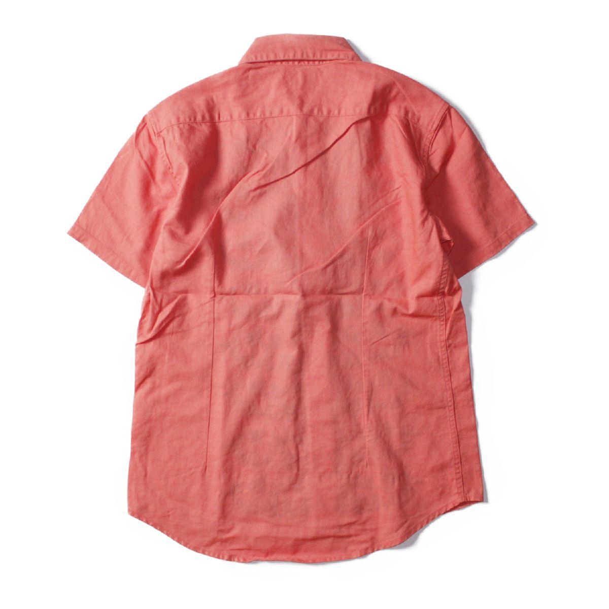 【50%OFF】BACK HEAD バックヘッド 刺繍シャツ