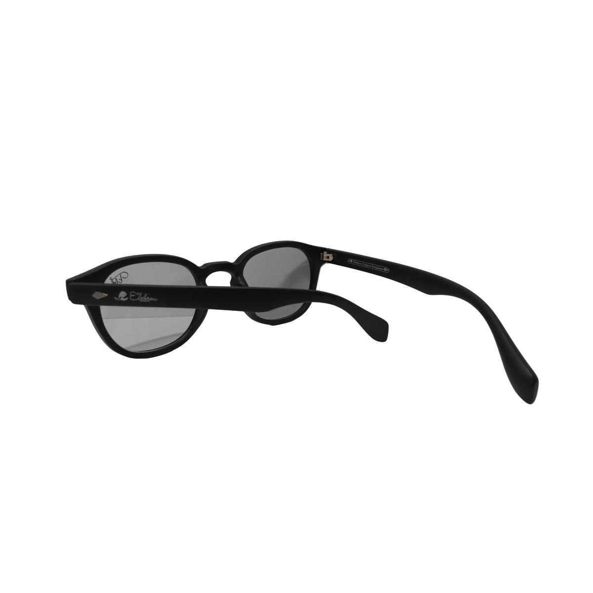 ELEBROU eyewear エレブロ Madison Black