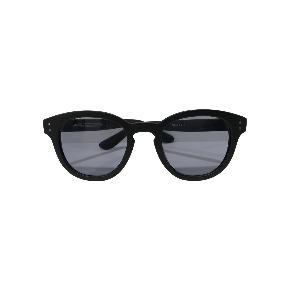 ELEBROU eyewear エレブロ Sedona Black