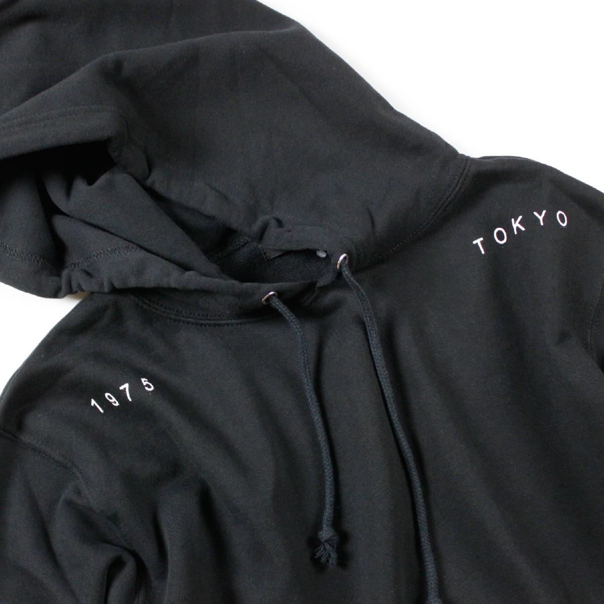 【30%OFF】1975 TOKYO 1975トーキョー EPIC P/O HOODY
