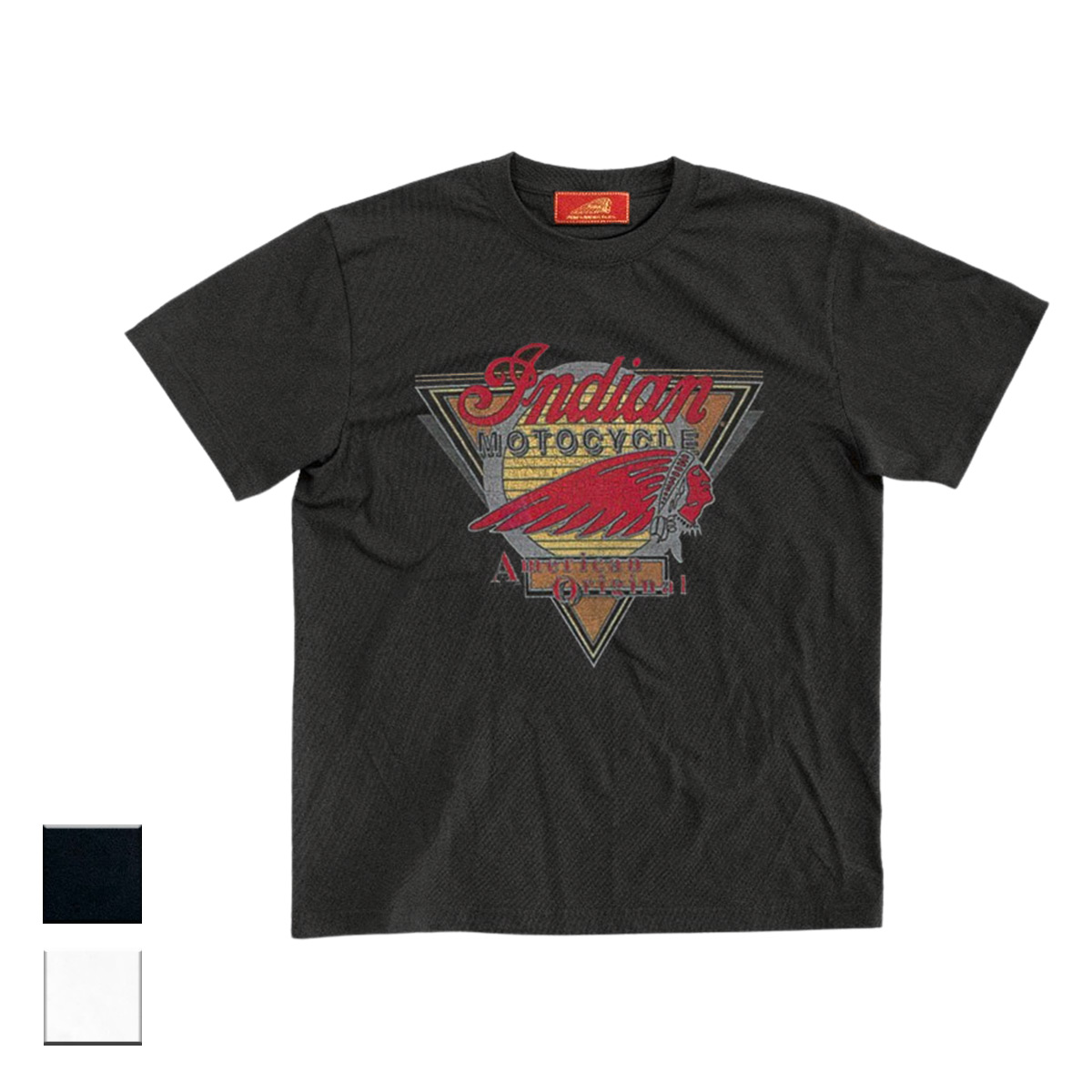 Indian インディアン The Indian is Back Tee